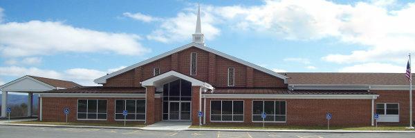 PHOTOSHOP Johnston Chapel Baptist Church Ext All